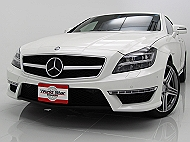 AMG CLSクラス(W218)